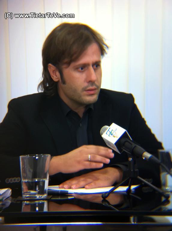Óscar Tapias Grégoris - PSOE de Arenas de San Pedro - TiétarTeVe