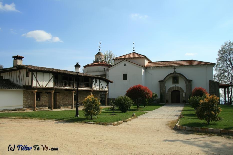 Santario de la Vírgen de Chilla - TiétarTeVe