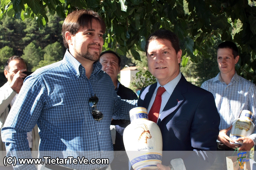 Premio Gredos 2012 - TiétarTeVe