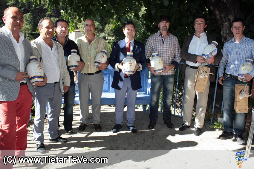Premios Gredos de Guisando 2013 - TiétarTeVe