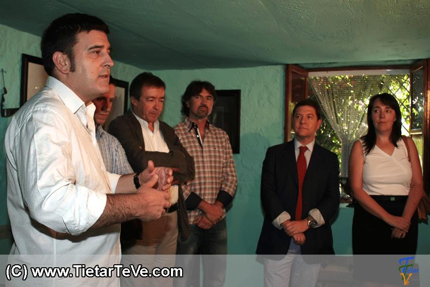 Inauguración Micro Museo de Diosas y Ninfas de Guisando - TiétarTeVe