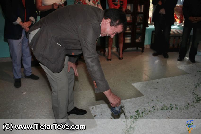 Inauguración del Micro Museo de Diosas y Ninfas de Guisando - TiétarTeVe