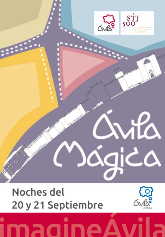 Ávila Mágica 2013