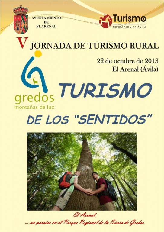V Jornadas de Turismo Rural en El Arenal - TiétarTeVe