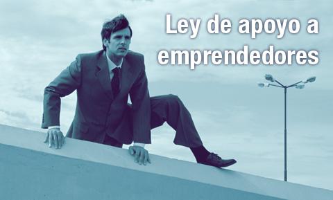 Ley de Apoyo a Emprendedores