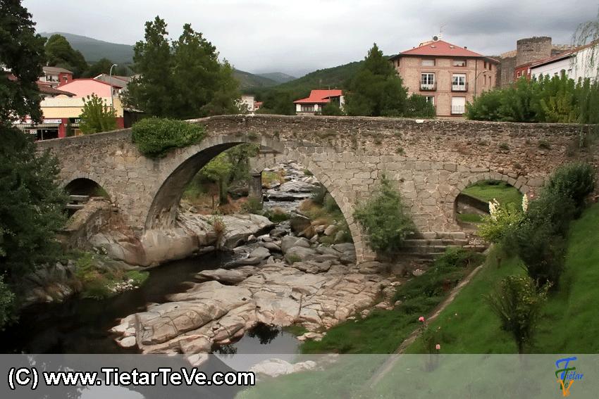 Puente Medieval de Arenas de San Pedro - TiétarTeVe
