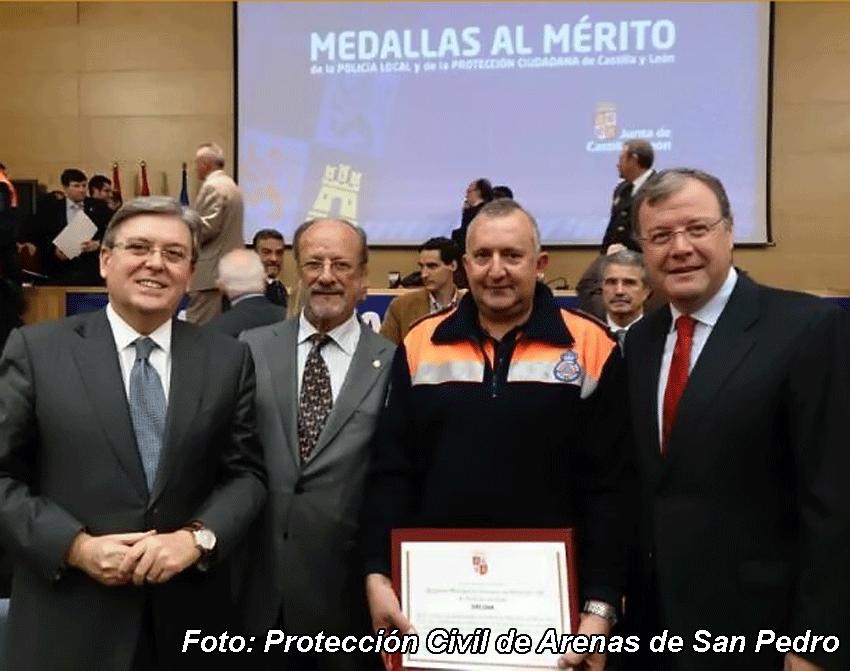 Protección Civil de Arenas de San Pedro - TiétarTeVe