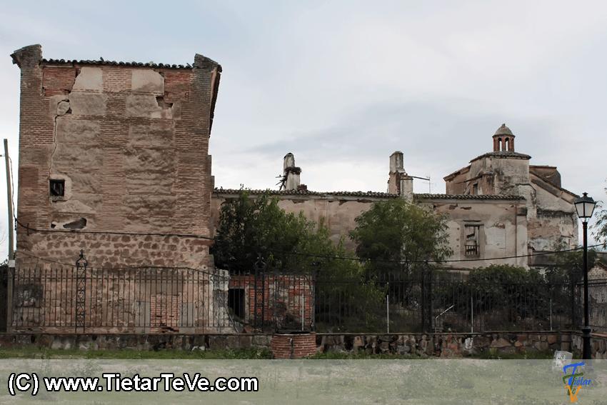 Ruinas del Palacio de Velada - TiétarTeVe