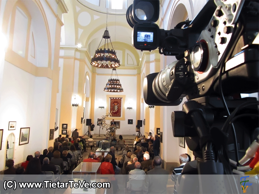 X Aniversario del Museo Manuel Aznar en Velada - TiétarTeVe