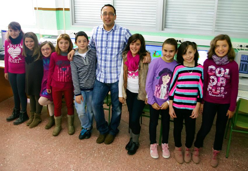 Colegio Público 'Vicente Aleixandre' en el Encuentro de Buenas Prácticas TIC en la Educación - TiétarTeVe
