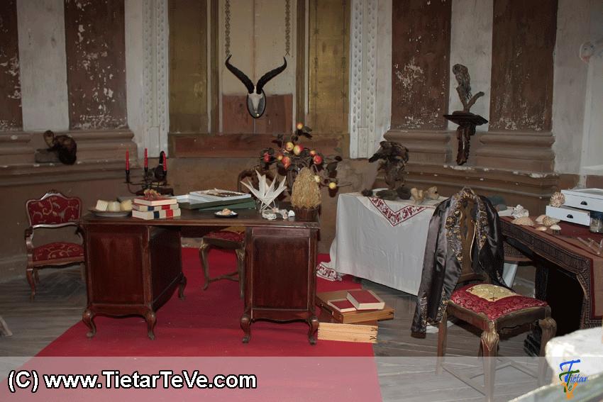 Exposición sobre el Infante don Luis en Arenas de San Pedro - TiétarTeVe