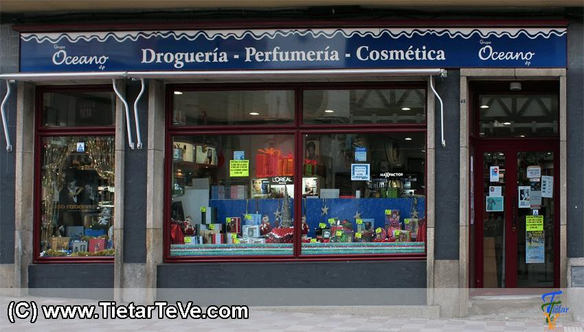 Oceano, Perfumería y Droguería en Arenas de San Pedro y Candeleda - TiétarTeVe