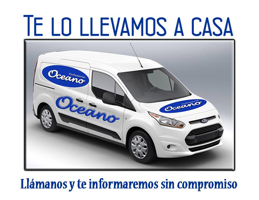 2020-05-25 Perfumería Océano - Arenas de San Pedro y Candeleda - TiétarTeVe - Reparto a domicilio