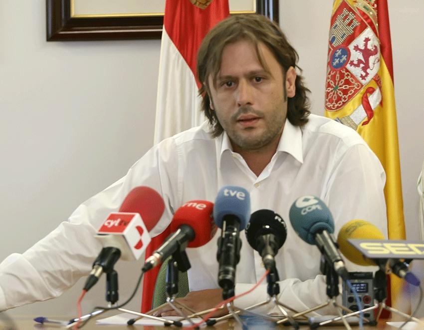 Óscar Tapias Grégoris - PSOE - Arenas de San Pedro - TiétarTeVe