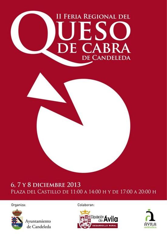 II Feria Regional del Queso de Cabra de Candeleda - TiétarTeVe