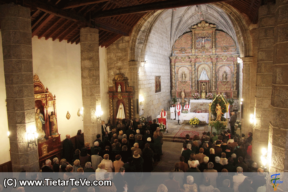 San Sebastián en Poyales del Hoyo - TiétarTeVe