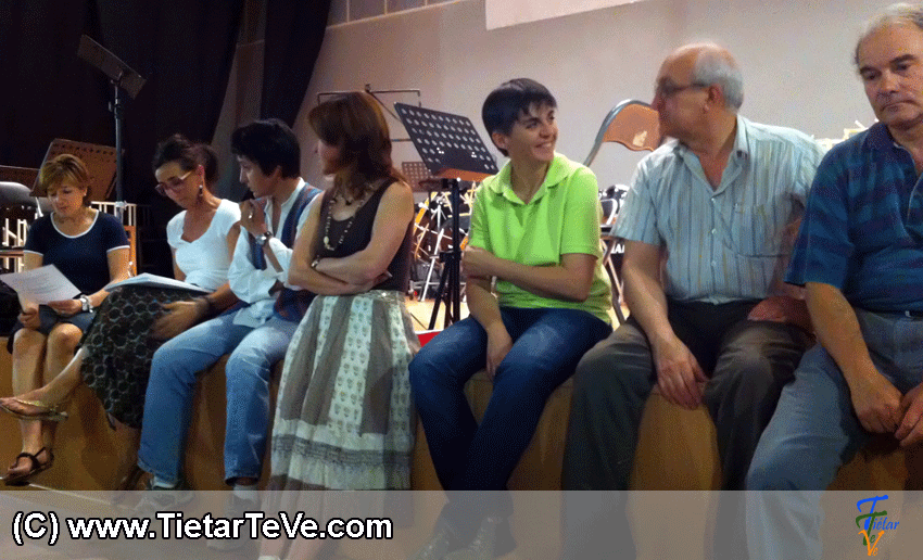 Junta Directiva del AMPA de la Escuela Municipal de Música de Arenas de San Pedro - TiétarTeVe