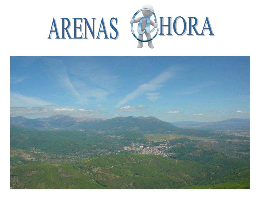 Arenas Ahora en Arenas de San Pedro - TiétarTeVe