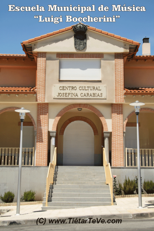 Escuela Municipal de Música Luigi Boccherini de Arenas de San Pedro - TiétarTeVe