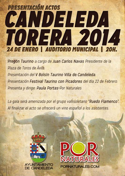 Candeleda Torera 2014 - TiétarTeVe