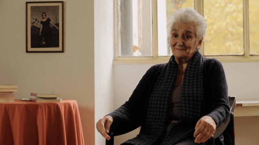 Hilda Farfante de Las Maestras de la República - TiétarTeVe