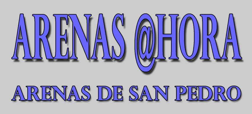 Logotipo Arenas @hora provisional - TiétarTeVe