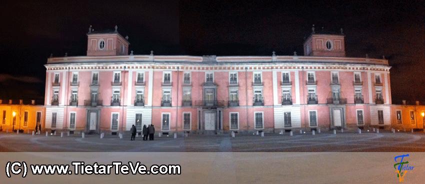 Palacio de Boadilla del Monte - TiétarTeVe
