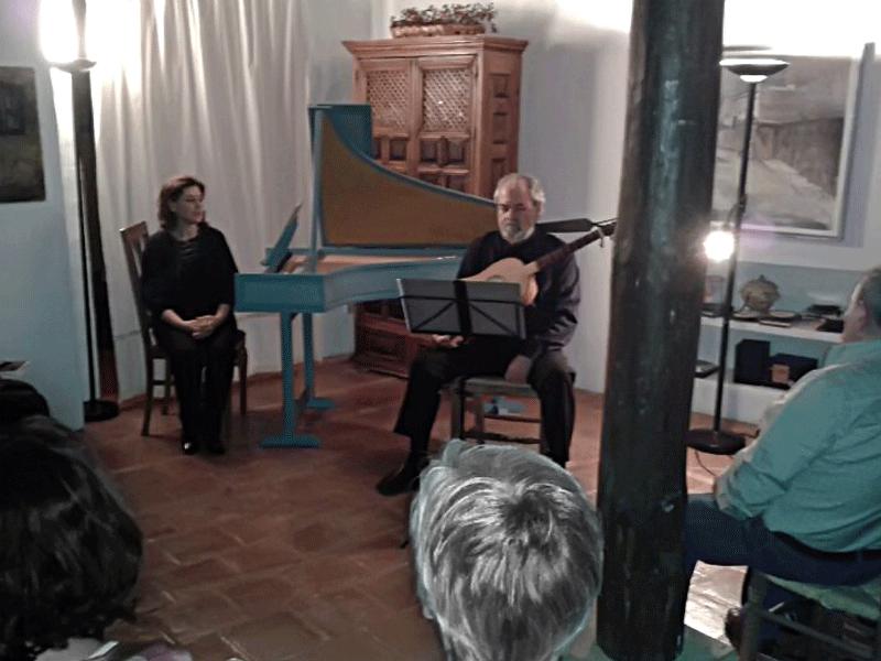I Velada Musical en Casas Emblemáticas - El Canchal - Arenas de San Pedro - TiétarTeVe
