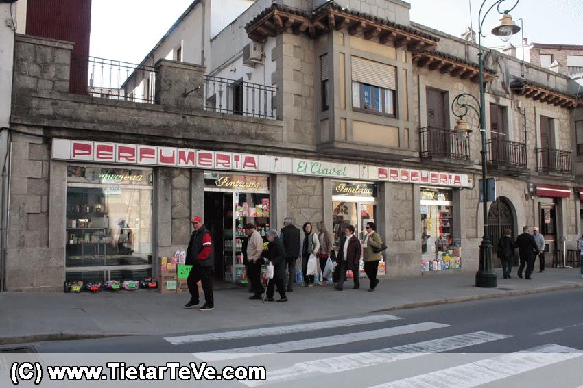 Arenas Stock - TiétarTeVe