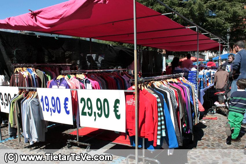 IV Arenas Stock - TiétarTeVe