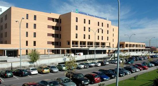 Hospital Nuestra Señora del Prado de Talavera de la Reina