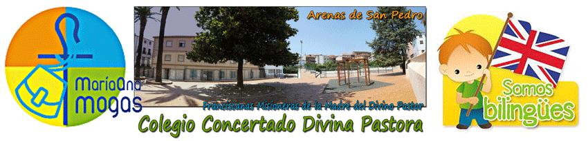 Colegio Concertado Divina Pastora de Arenas de San Pedro - Bilingüe - TiétarTeVe