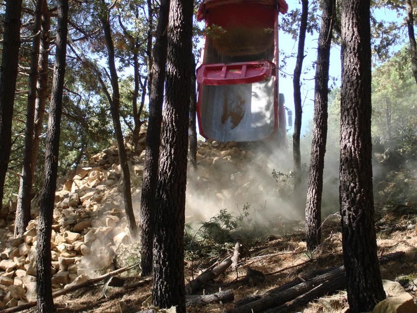 Candelas de Gredos en Candeleda - TiétarTeVe