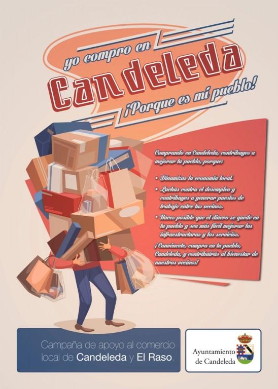 Campaña de Apoyo al Comercio de Candeleda - TiétarTeVe