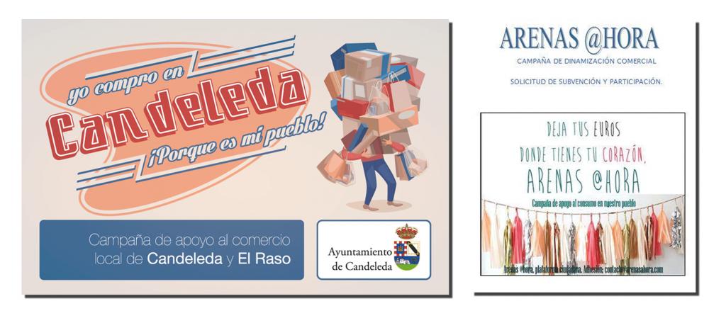 Apoyo al Comercio Arenas-Candeleda - TiétarTeVe