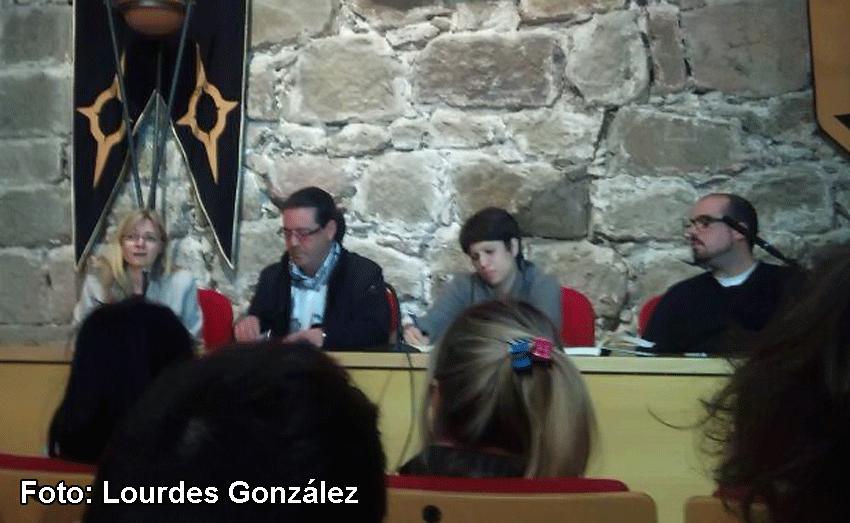 Beatriz Talegón en Arenas de San Pedro - TiétarTeVe