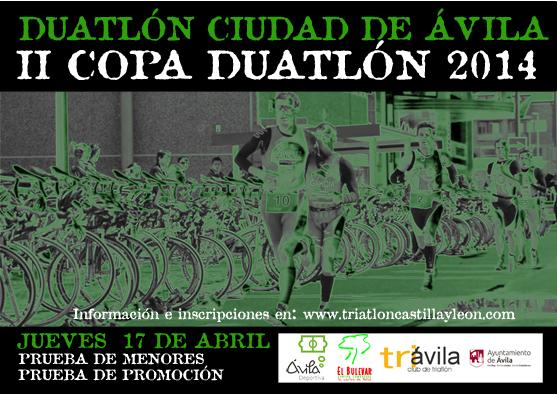 II DUATLON CIUDAD DE AVILA - TiétarTeVe