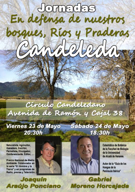 Jornadas en defensa de nuestros Bosques, Ríos y Praderas en Candeleda - TiétarTeVe