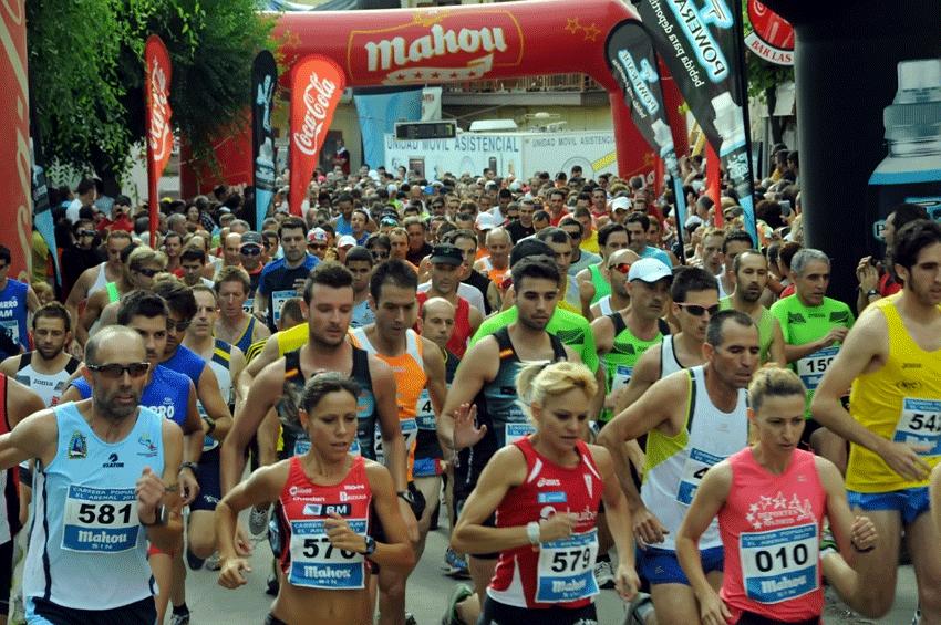 Foto A Labrado - XIII Carrera Popular de El Arenal - TiétarTeVe
