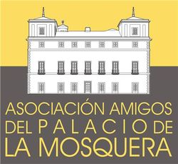 Logo Asociación de Amigos del Palacio de La Mosquera - TiétarTeVe