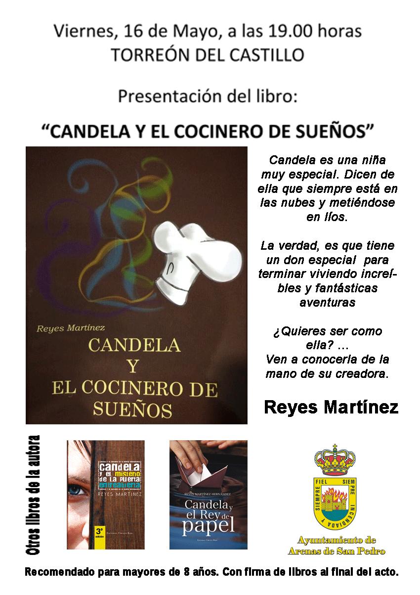 Reyes Martinez y Candela en Arenas de San Pedro - TiétarTeVe