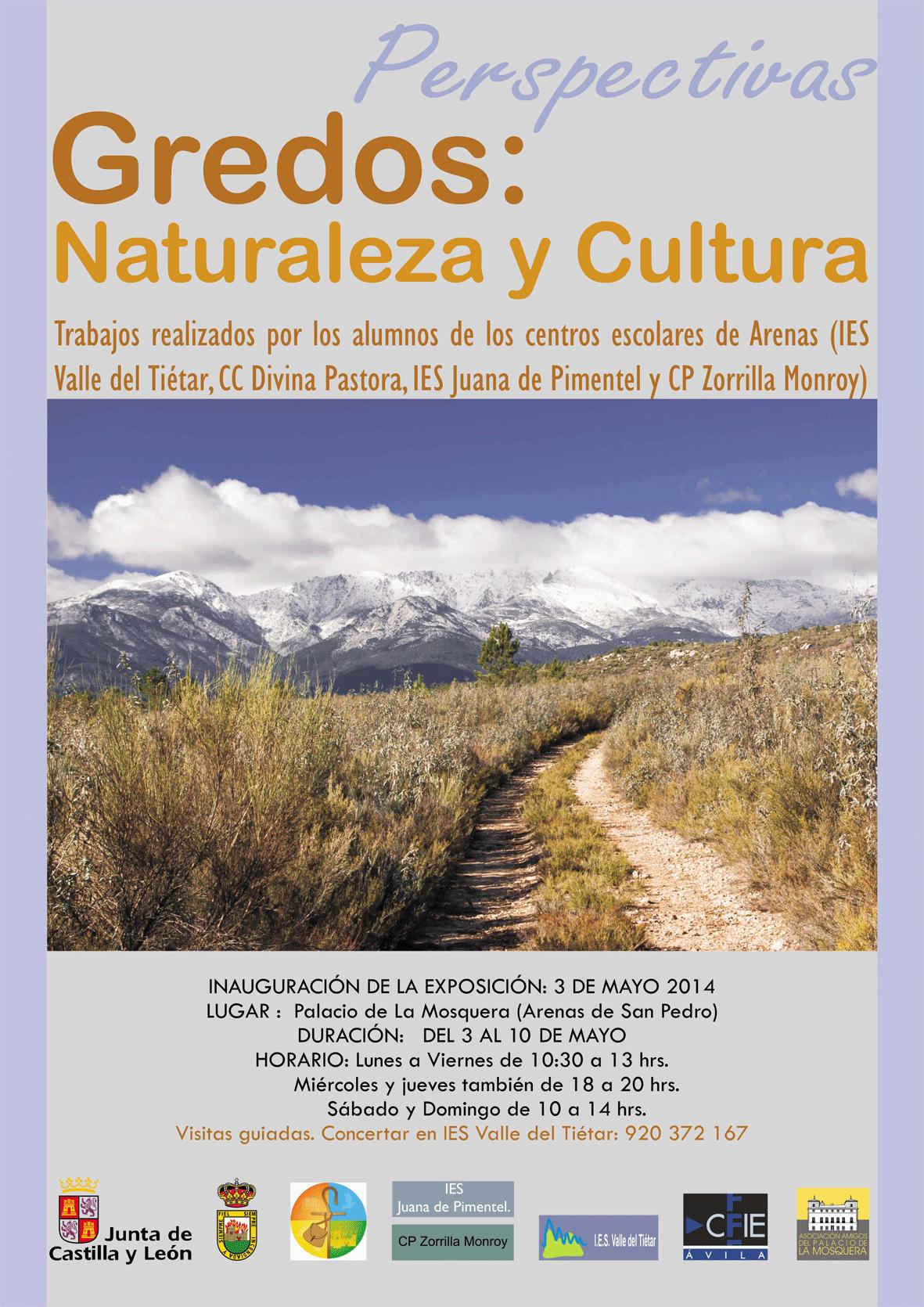 Exposición Gredos: Naturaleza y Cultura en Arenas de San Pedro - TiétarTeVe