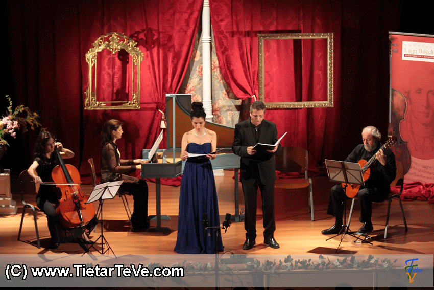 VII Festival Luigi Boccherini de Arenas de San Pedro