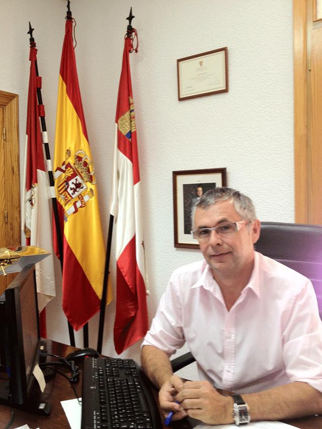 Pedro Sierra, alcalde de Lanzahíta - TiétarTeVe