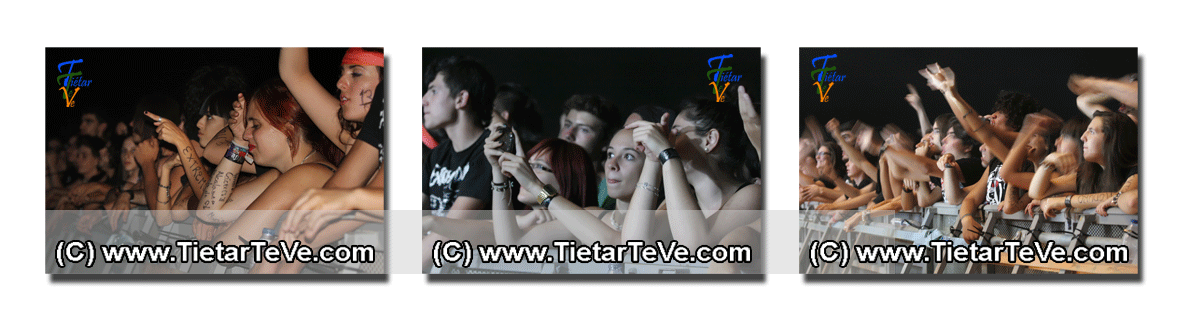 Fans de Extremoduro en Arenas de San Pedro - TiétarTeVe