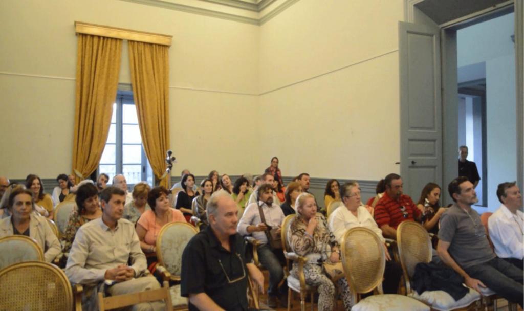 Cultura del Agua y de los demás Bienes Comunes en Arenas de San Pedro - TiétarTeVe