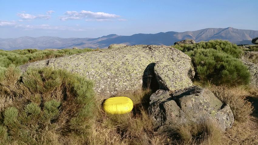 MEMORIA Carlos Cuenllas - Cerro Gallinero - Hoyocasero - TiétarTeVe