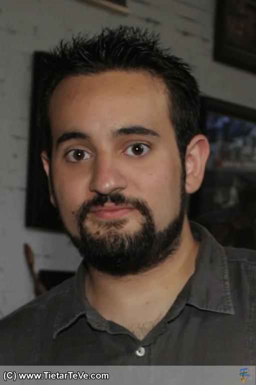Sergio García Díaz-Marcote - Secretario General de las Juventudes Socialistas de Arenas San Pedro - TiétarTeVe