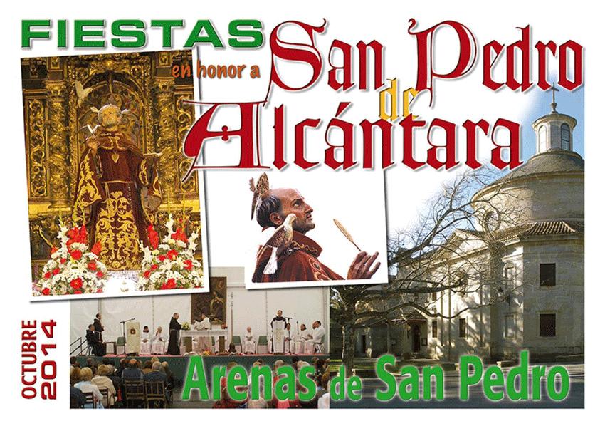 Fiestas en honor a San Pedro de Alcántara en Arenas de San Pedro - TiétarTeVe