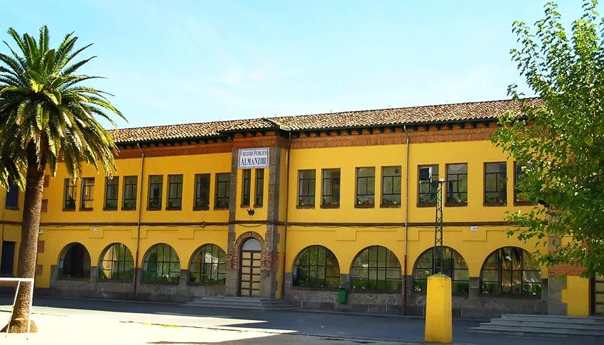 Colegio Público Almanzor de Candeleda - TiétarTeVe